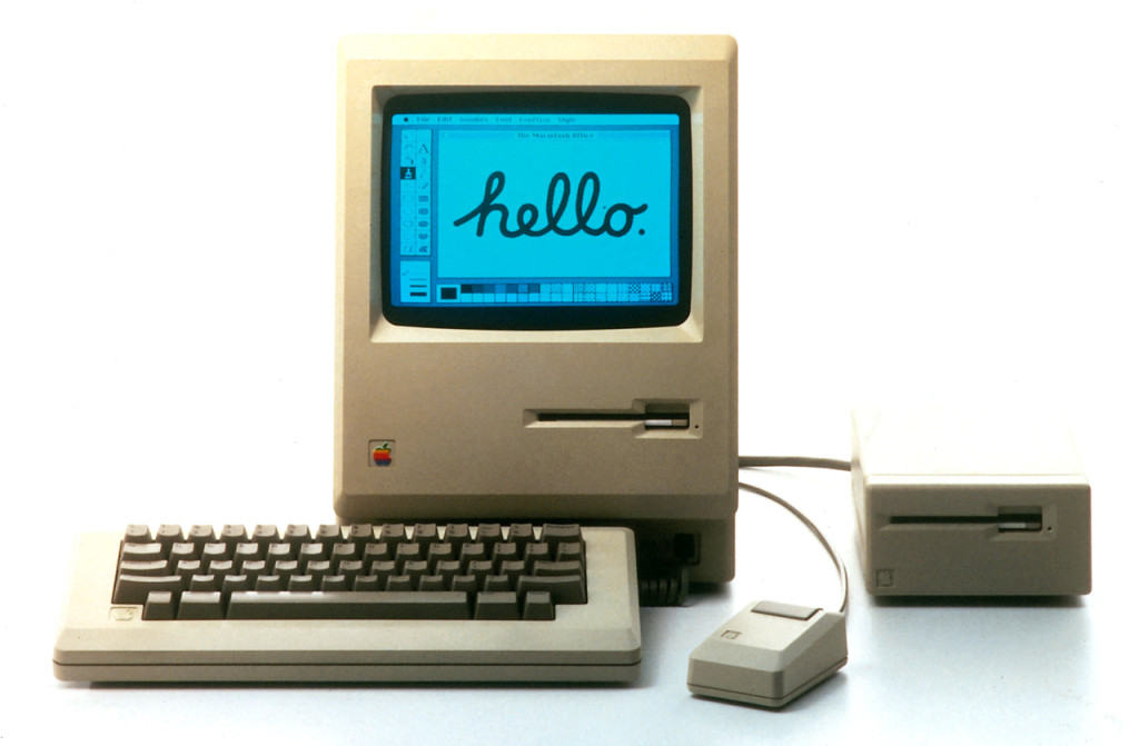 Apple Macintosh 128K (1984-5)