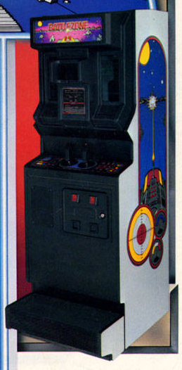Battlezone Arcade Game Console Digital Image Associates