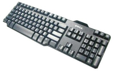 Dell Keyboard (Black)