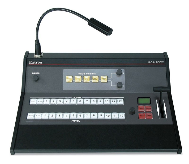 Extron Seamless Switcher