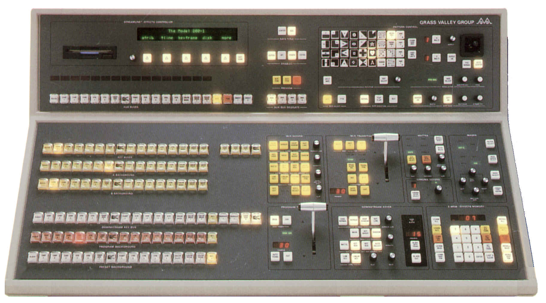 Grass Valley 200 Production Switcher