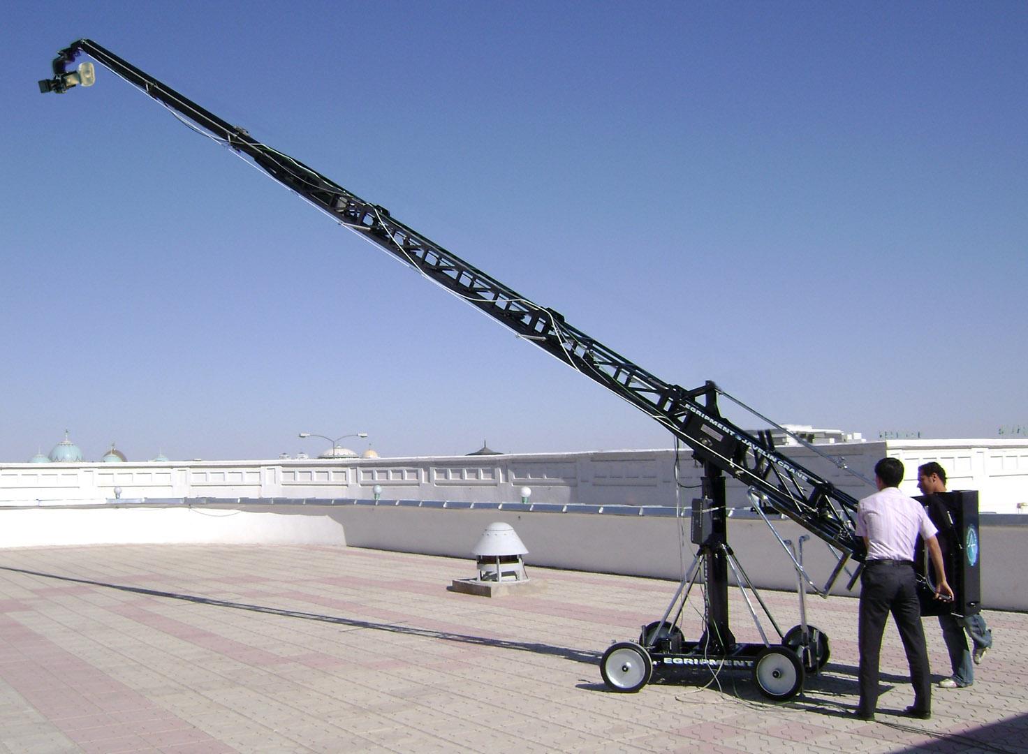Javelin 30' Crane