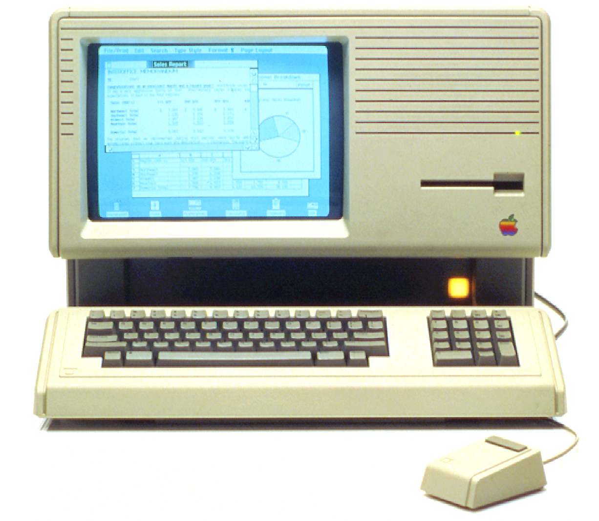 Apple Lisa (Macintosh XL)
