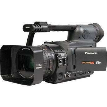 Panasonic HVX-200 HD Camera Package
