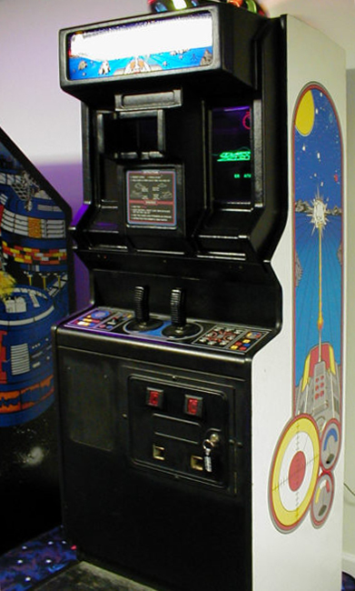 Battlezone Arcade Game Console